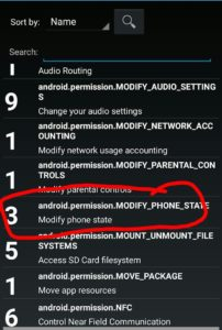 SOLVED - caller id & call block function cannot uninstall / Cannot